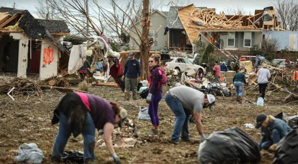 Picture of Cookeville-Putnam County Tornado Relief